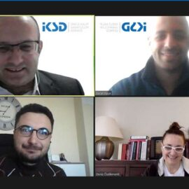 Proje Koordinasyon Ekibi Toplantısı (Online) 18.02.2021